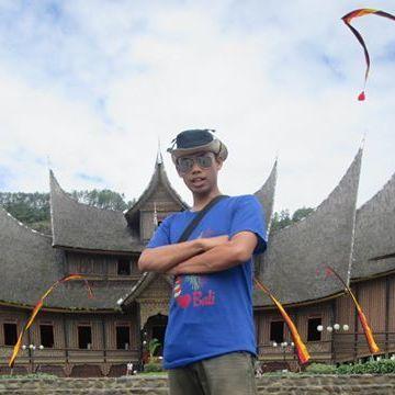 Djumadil Rahman, 30, Padang, Indonesia