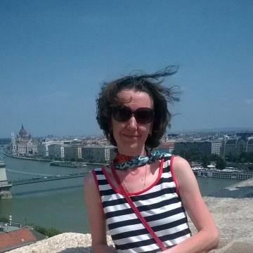 Yuliya, 37, Moscow, Russia