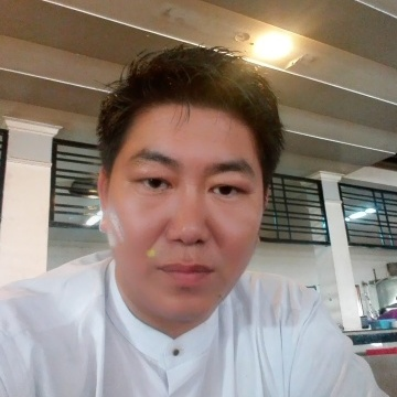 Robert Moe, 40, Yangon, Myanmar (Burma)
