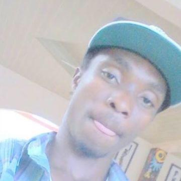 Crosby Botchway, 25, Accra, Ghana