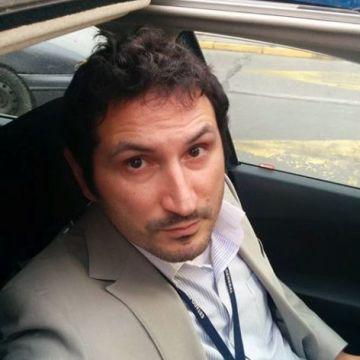 Nicolas Ascencio, 35, Santiago, Chile