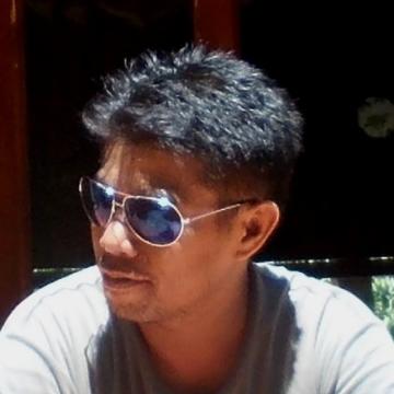 Alex Djangu, 39, Jakarta, Indonesia