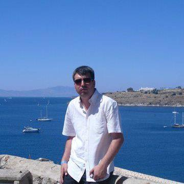Ozgur Cavusoglu, 42, Athens, Greece