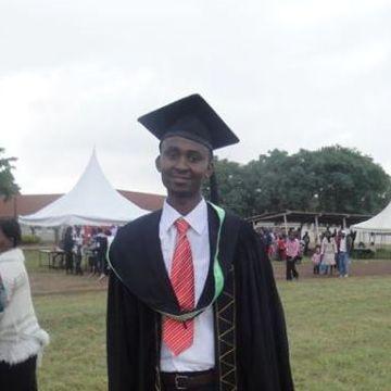 isaac, 28, Nairobi, Kenya