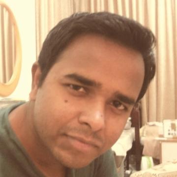DINESH YADAV, 31, Dubai, United Arab Emirates