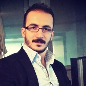 Erhan Akyol, 31, Istanbul, Turkey
