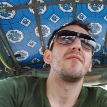 Franco, 35, Istanbul, Turkey