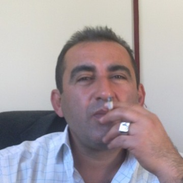 ibrahim, 42, Antalya, Turkey