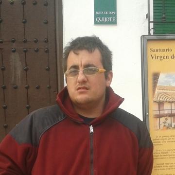máximo, 34, Villarrubia De Los Ojos, Spain
