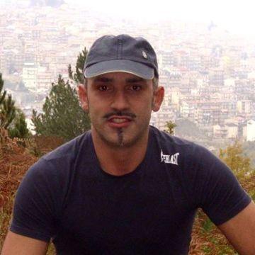 Paolo Lopez, 42, Cosenza, Italy