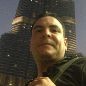 Jose Canenguez, 35, Abu Dhabi, United Arab Emirates