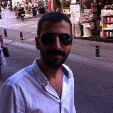 Mustafa Yener, 30, Istanbul, Turkey