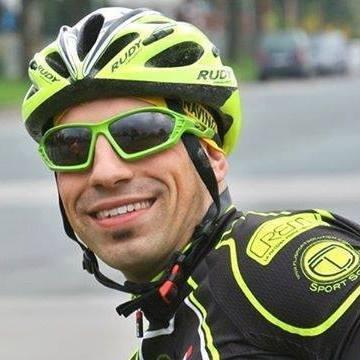 Tony Fabry Crisafi, 31, Torino, Italy