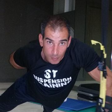 Samir , 40, Manilva, Spain