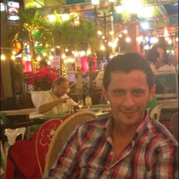 Akink, 32, Istanbul, Turkey