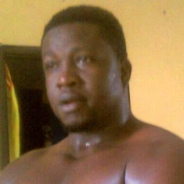 BENTON N. BRIGHT, 32, Sunyani, Ghana