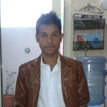 Raj Tara, 28, Abu Dhabi, United Arab Emirates