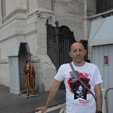 Ernesto Dardis, 53, San Marco Argentano, Italy