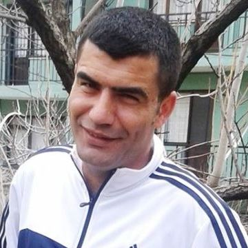 Irfan Kaya, 35, Izmir, Turkey
