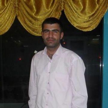 Irfan Kaya, 34, Izmir, Turkey
