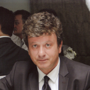 Cenk, 44, Istanbul, Turkey