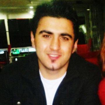 TC Ali Arık, 29, Izmir, Turkey