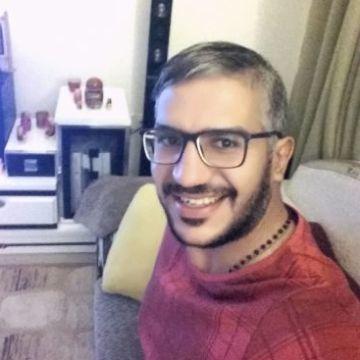 Adham ElAgamy, 32, Dubai, United Arab Emirates