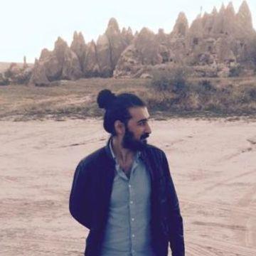 Cem Erman, 28, Ankara, Turkey