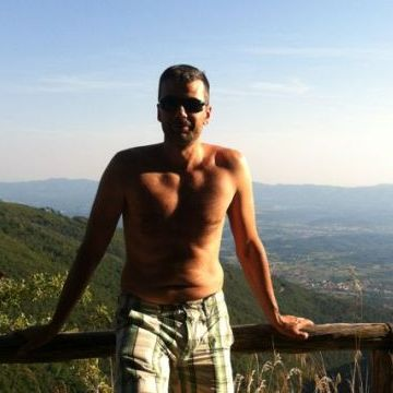 francesco maoro, 39, Florence, Italy