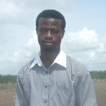 Amenyo Nicolas, 31, Accra, Ghana