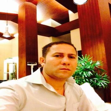 Yousef Mahmoud, 38, Kuwait, Iraq