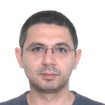 Ozan Yurtseven, 36, Istanbul, Turkey