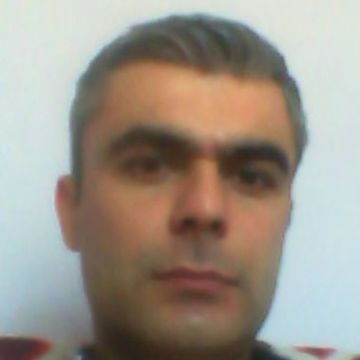 Ismail Ertugrul, 36, Izmir, Turkey