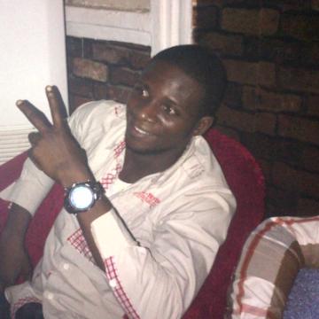 innocent, 26, Lagos, Nigeria