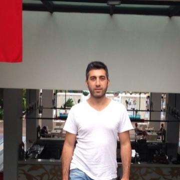 Ufuk Yıldız, 30, Istanbul, Turkey