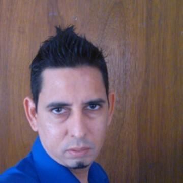 Alberto Valladares, 35, Monterrey, Mexico