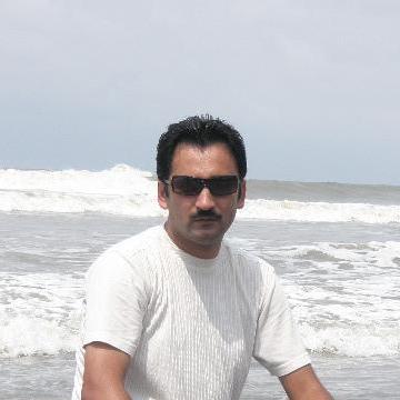 Ali, 39, Abbottabad, Pakistan