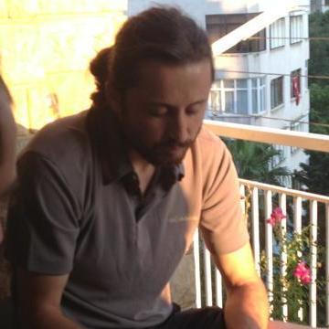 Ersin Ilknur, 31, Istanbul, Turkey