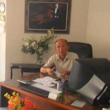 Okay Demir, 52, Ankara, Turkey