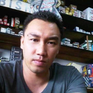 Yugi Liano, 33, Jambi, Indonesia