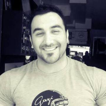 stavro stergakis, 28, Bodrum, Turkey