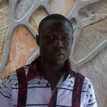 enoch, 29, Accra, Ghana