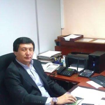 Bahriddin Eshmirzaev, 41, Tashkent, Uzbekistan
