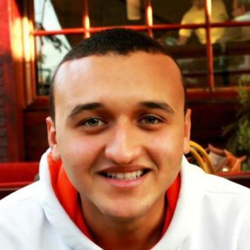 Mohamed Mohsen, 24, Cairo, Egypt