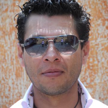 Kaliman, 36, Morelia, Mexico
