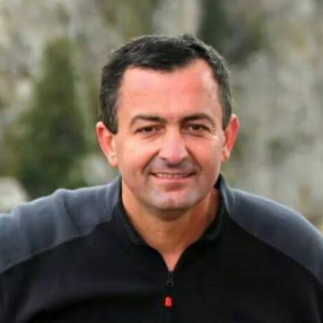 Ayhan Senbayrak, 51, Adana, Turkey