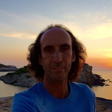 Nacho Paunero, 50, Madrid, Spain