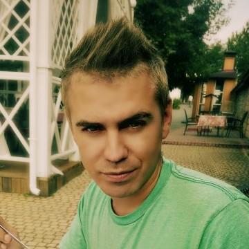 Michael Michaelson, 29, Odessa, Ukraine