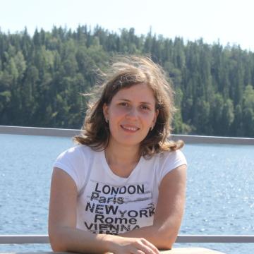 AnaMichaela, 34, Saint Petersburg, Russia