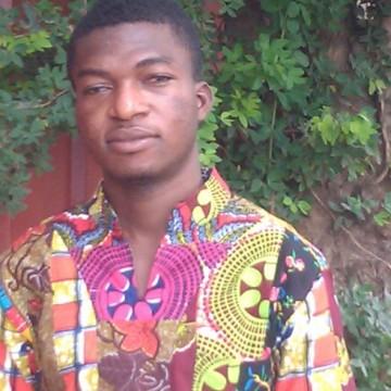 philip, 25, Tema, Ghana